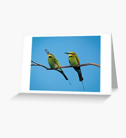 """""""Got You Now!!"""" Greeting Card"""