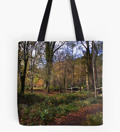Forest Footpath Tote Bag