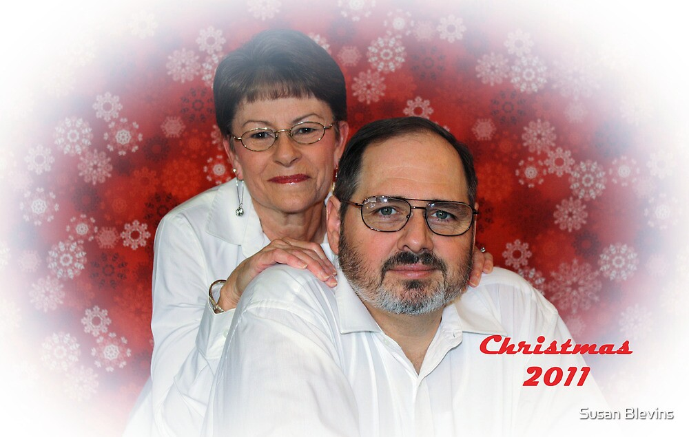 Merry Christmas by Susan Blevins