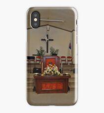 In celebration of Resurrection Sunday iPhone Case/Skin