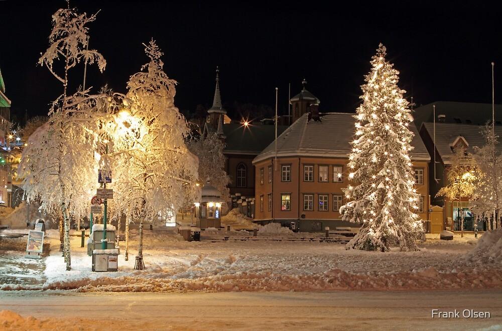 Christmas is soon here by Frank Olsen