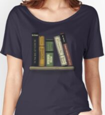 Recommended Reading Women's Relaxed Fit T-Shirt