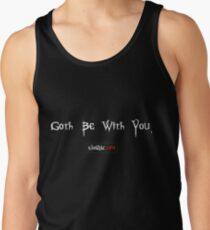Goth Be With You Tank Top