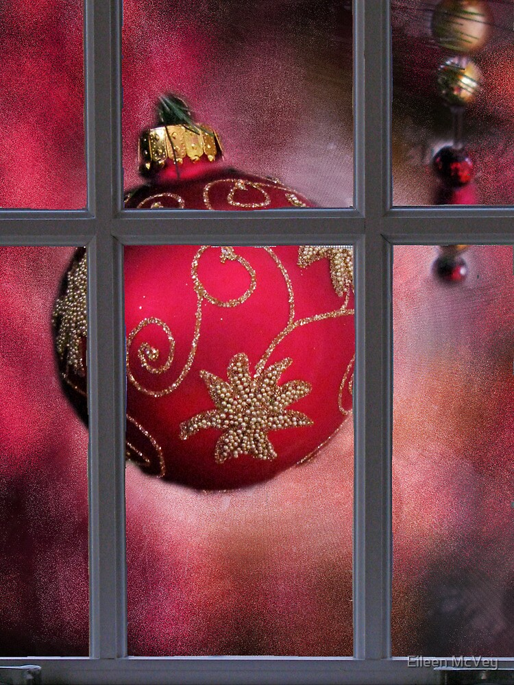 Holiday Window by Eileen McVey