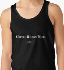 Goth Bless You Tank Top