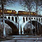Avon Haunted Bridge by David Owens