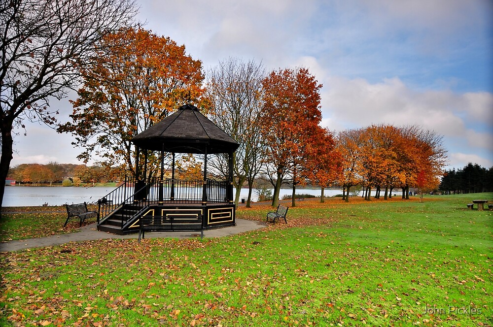The Bandstand. by John Pickles