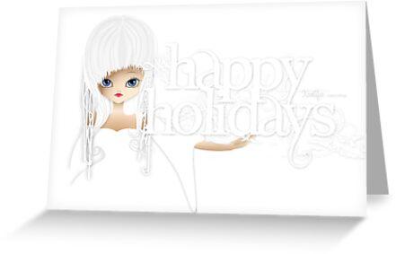 Happy holidays by Xantifee