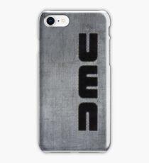 Delorean  iPhone Case/Skin