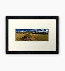 The Longview Framed Print