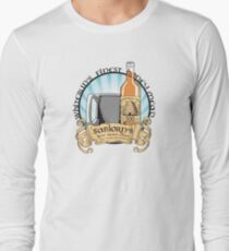 MEAD is for champions Long Sleeve T-Shirt