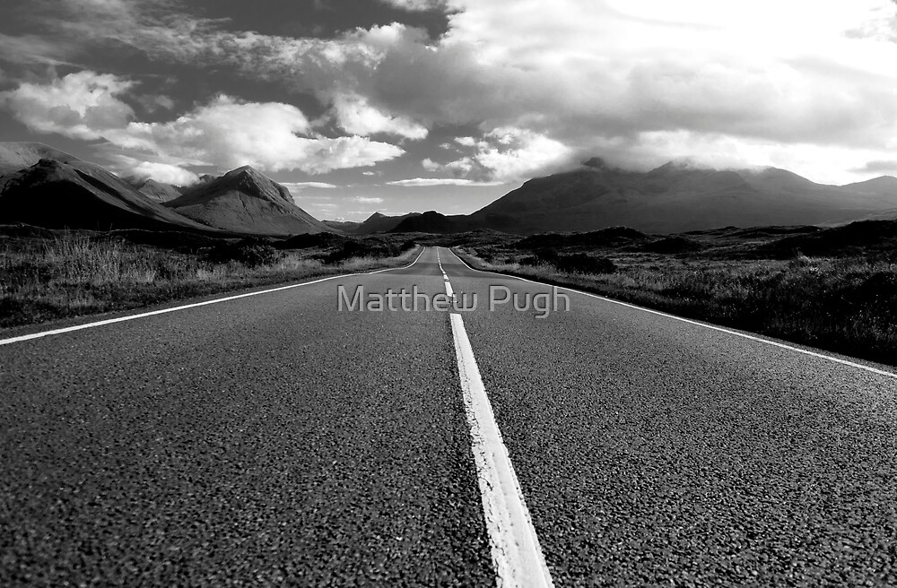 The Highroad by Matthew Pugh