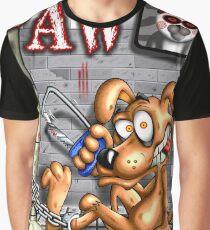 PAW (parody) Graphic T-Shirt