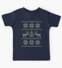 scandinavian ornament Kids Tee