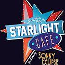 Cosmic Ray's // Sonny Eclipse by JayLenosChin