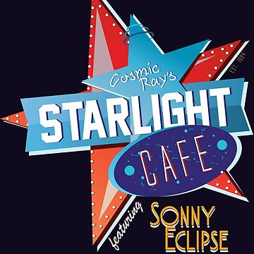 Cosmic Ray's // Sonny Eclipse by JayLenosChin