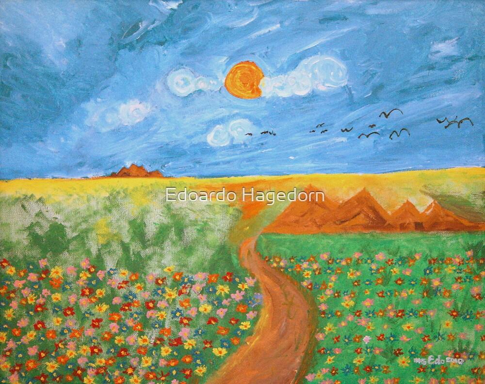 Gina's Meadow by Edoardo Hagedorn
