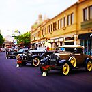 Vintage, Antique Cars on Display, Color by PhotosByTrish