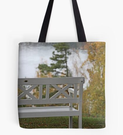 Villa Sjotorp view Tote Bag
