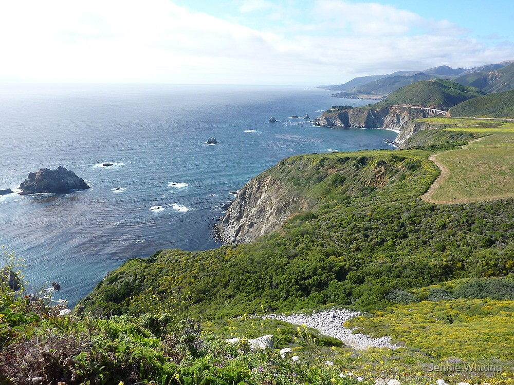 Big Sur by Jennie Whiting