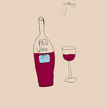 Red Wine by Bethany by jamesmiller