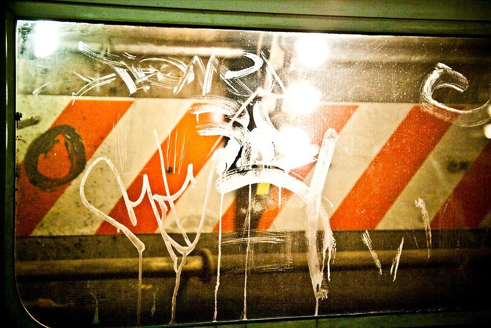 Subway Graffiti-2 by ScaredylionFoto