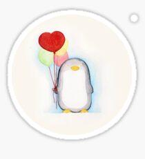 Lots of Love in a Little Package Sticker