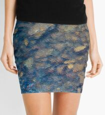 Fresh Water Pebbles Mini Skirt