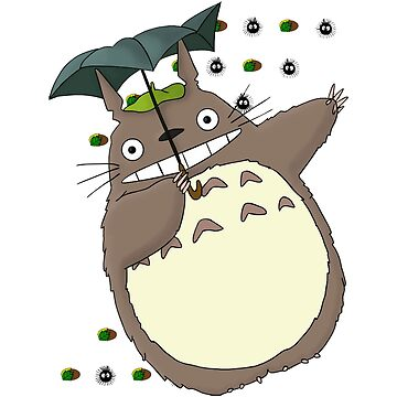Totoro Cat bus by BoldManners
