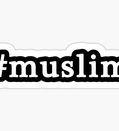 Islamic stickers redbubble - Stickers islam ...