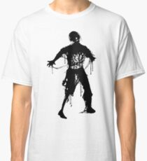 Decaying Zombie Classic T-Shirt