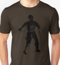 Decaying Zombie Unisex T-Shirt