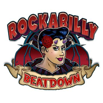 Rockabilly Beatdown by Rumblecade