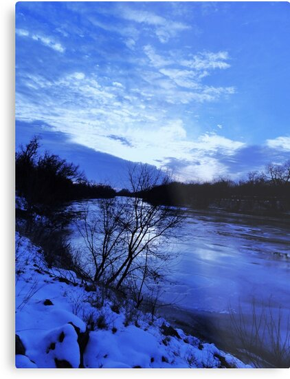 Ah Winter by Vince Scaglione
