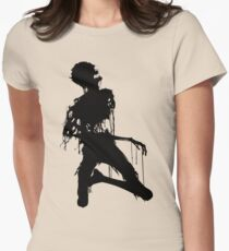 Decaying Zombie 4 Women's Fitted T-Shirt