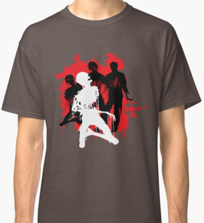 Decaying Zombies Classic T-Shirt