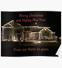 From my home to yours Poster
