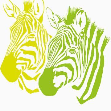 zebras by stean11