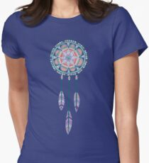 dreamcatcher Womens Fitted T-Shirt
