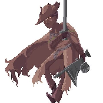 Pixelborne - Good Hunter 5 by Tande