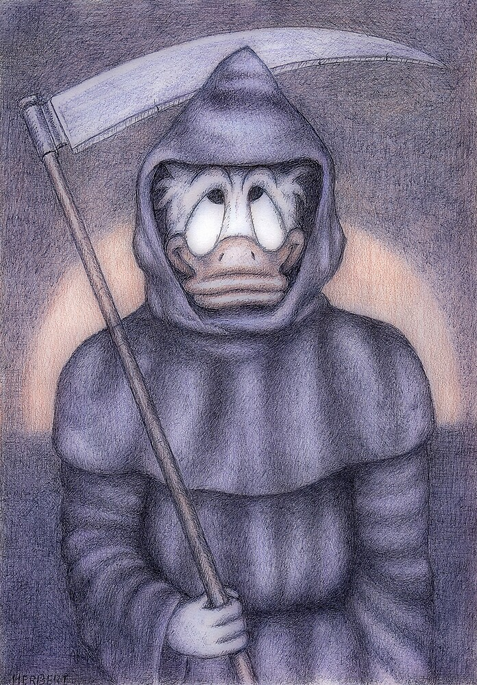 Duck of death by Indigo46
