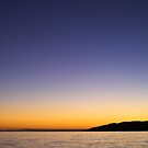 Tranquil Sunset by Robyn Carter