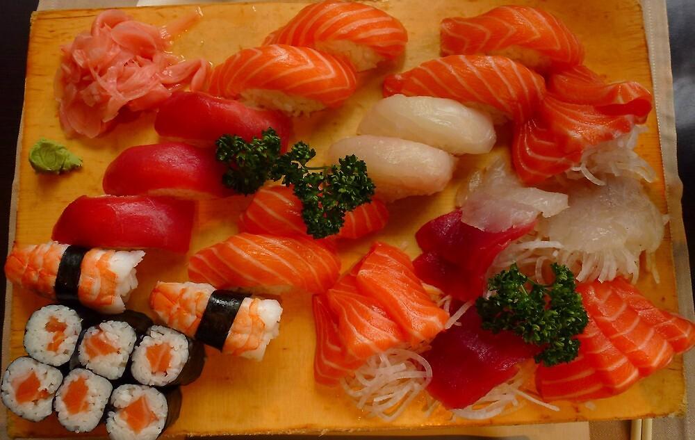 sushi and sashimi 2 by supergold