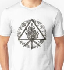 ANCIENT FIRE SYMBOL - the storm T-Shirt