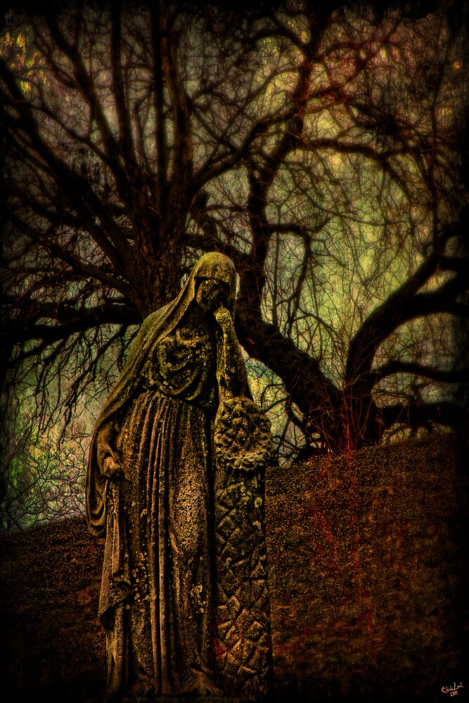 Hail Mary, Full of Sorrows by Chris Lord