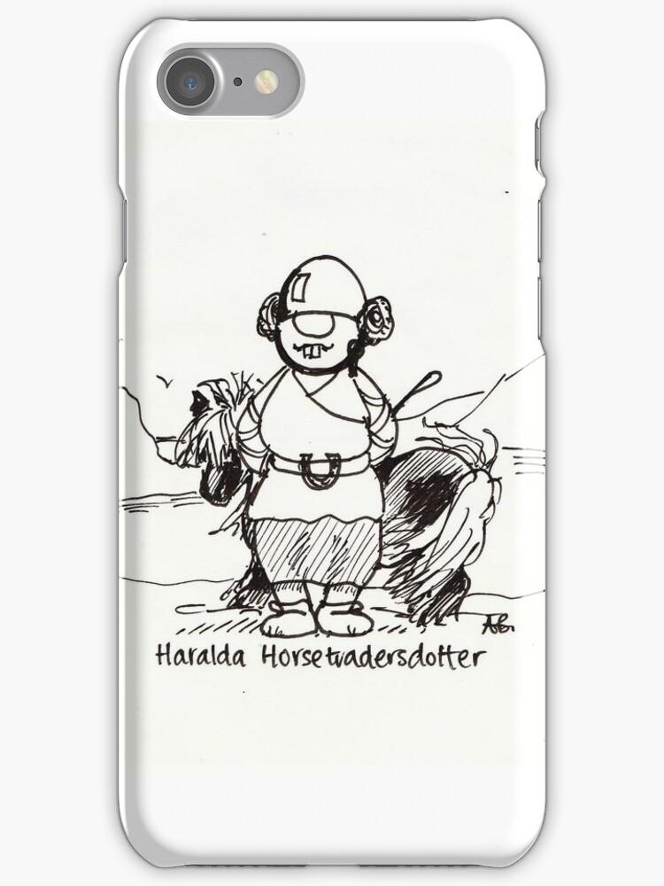 Haralda Horsetradersdotter by Redbarron