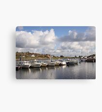 South Koster harbour Canvas Print
