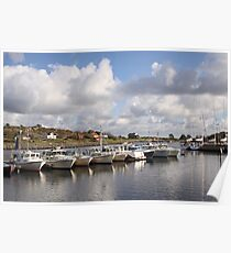 South Koster harbour Poster