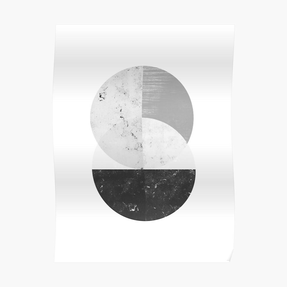 Geometrische Kunst Poster