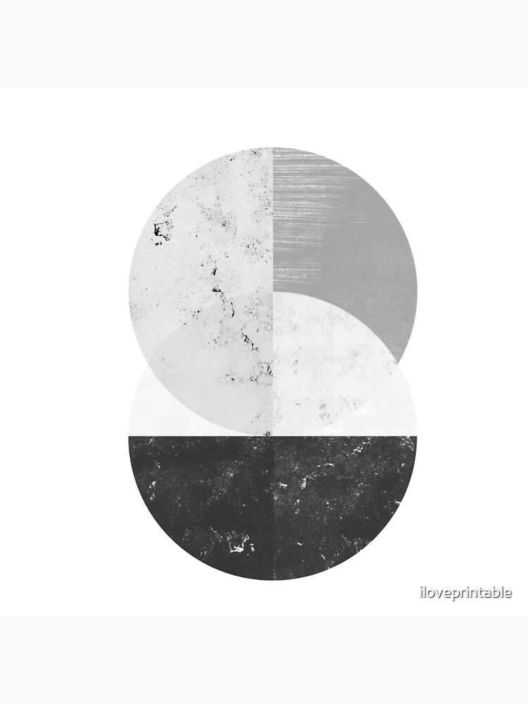 Geometrische Kunst von iloveprintable